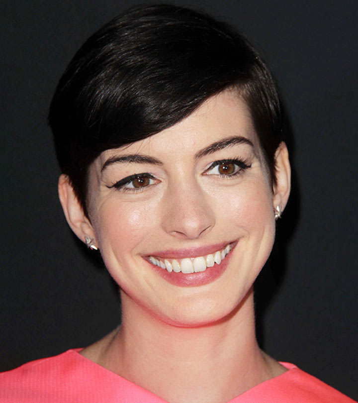 Anne Hathaway's Makeup, Beauty And Fitness Secrets Revealed