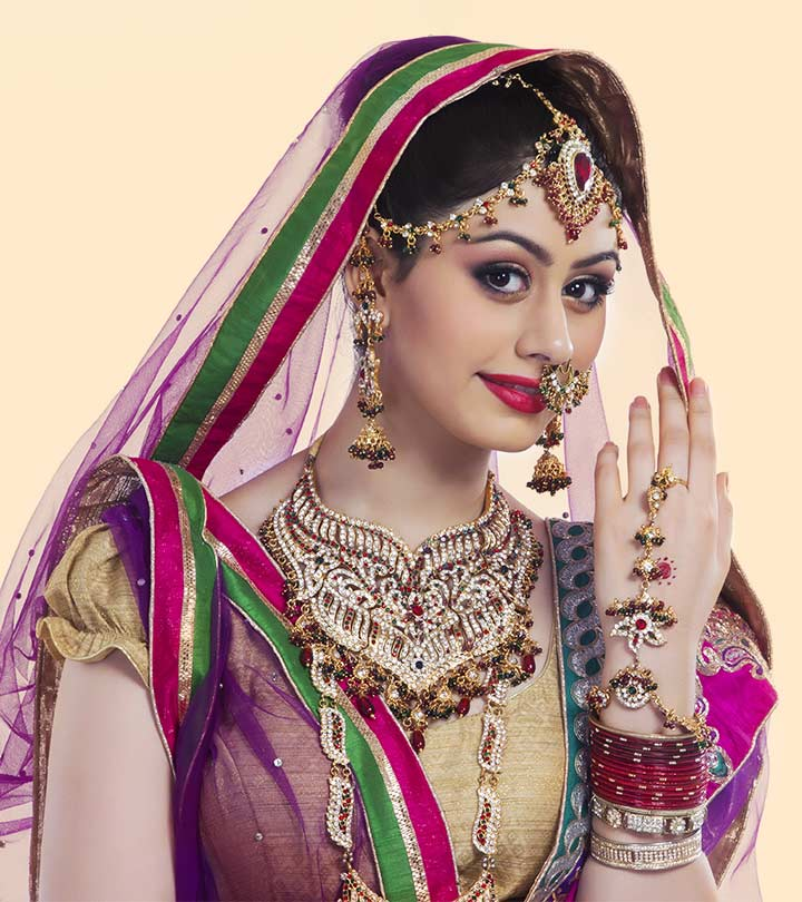 Maharashtrian Bridal Makeup – Step by Step Tutorial With Pictures
