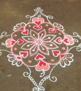 10 Great South Indian Rangoli Designs To Try Out This New Year 2018