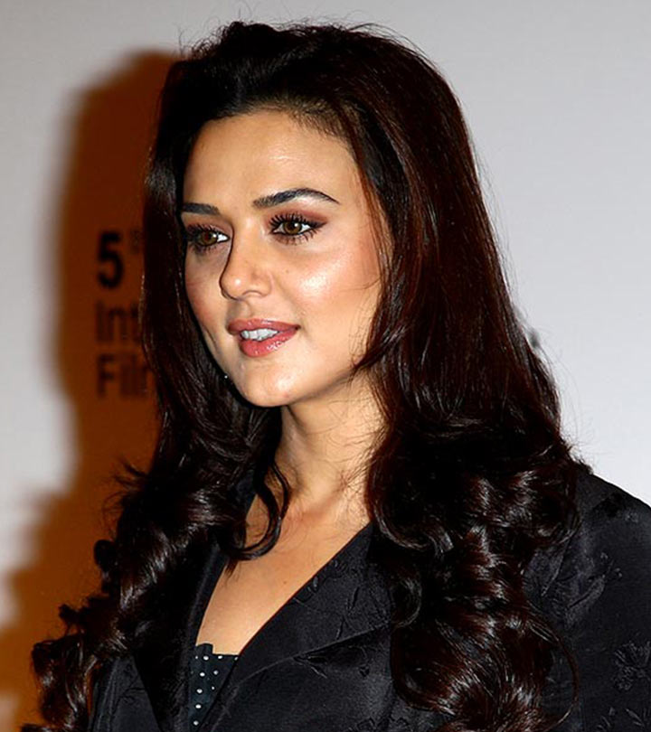 Preity Zinta's Makeup, Beauty And Fitness Secrets Revealed