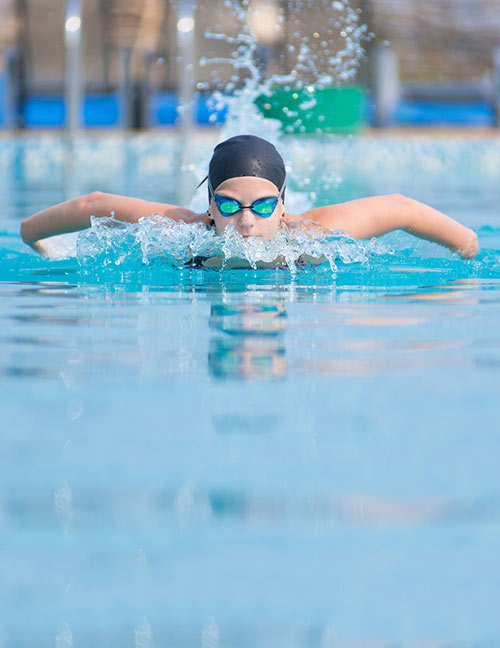 Benefits Of Swimming - Butterfly