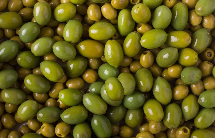 Iron-Rich Foods - Olives