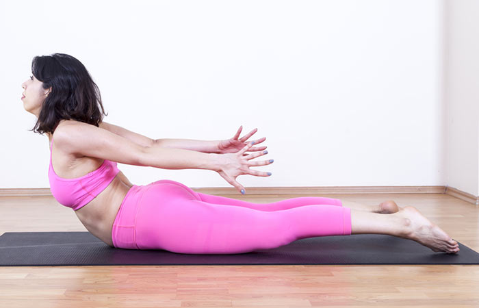 Top 7 power yoga workouts salabhasana locust pose thecheapjerseys Image collections