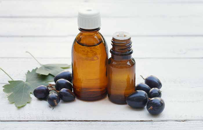 5. Black Currant Oil And Evening Primrose Oil For Hair Loss