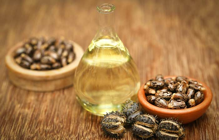5. Castor Oil And Bhringraj Oil For Hair Growth