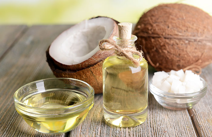 Diet for Dry Skin - Coconut Oil