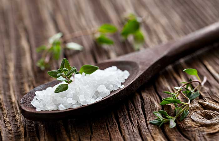 5. Use Sea Salt