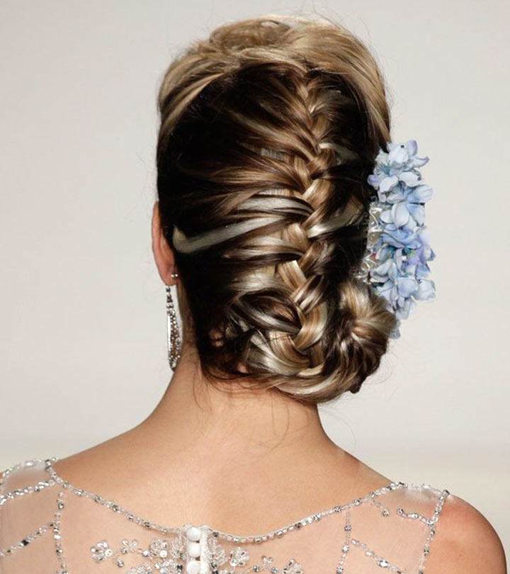 Perfect Prom Hairstyles: 50 Braided Hairstyles That Are Perfect For Prom