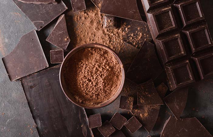 Benefits Of Zinc - Cocoa Powder