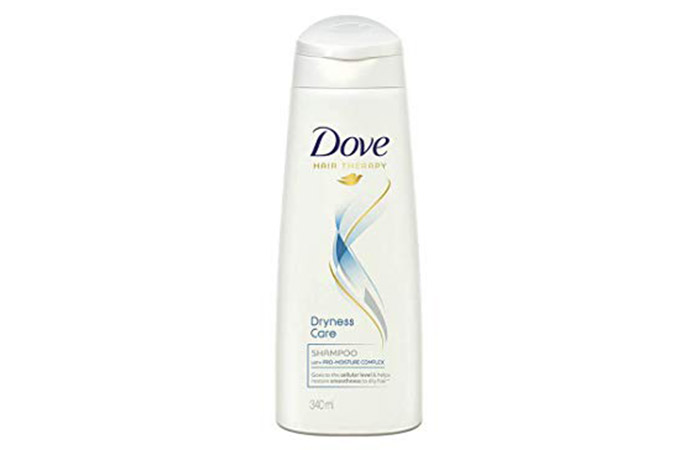 6. Dove Dryness Care Shampoo