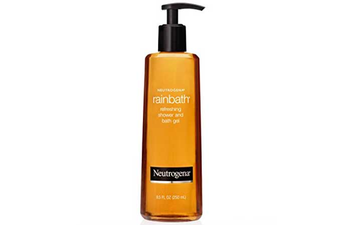 6. Neutrogena Rainbath Shower Gel