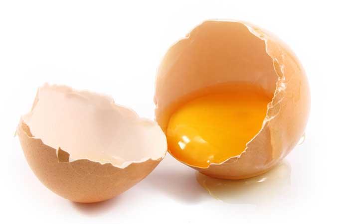 7. Egg Yolk