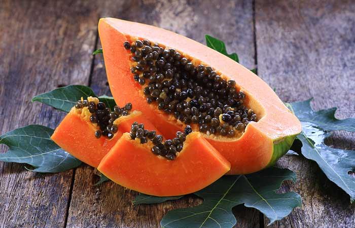 7. Gooseberry And Papaya