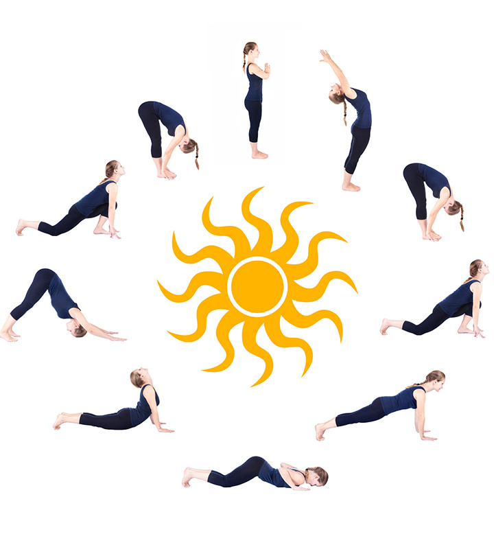 How Many Calories Does Surya Namaskar Help To Burn?