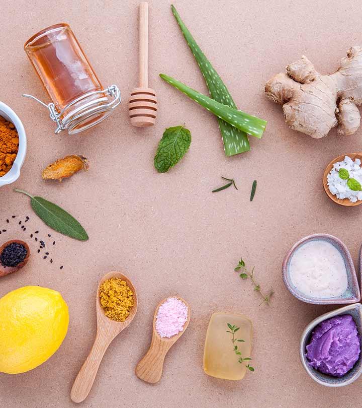 Top 5 Ayurvedic Ingredients To Get Fair Skin