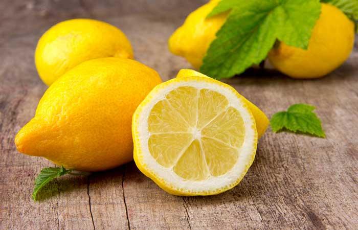8. Honey And Lemon