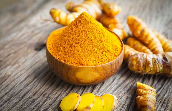 Best Anti-Aging Face Masks - Turmeric Face Mask