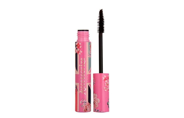Best Eyelash Growth Serums And Mascaras - 4. Accessorize Ultra Black Collagen Mascara