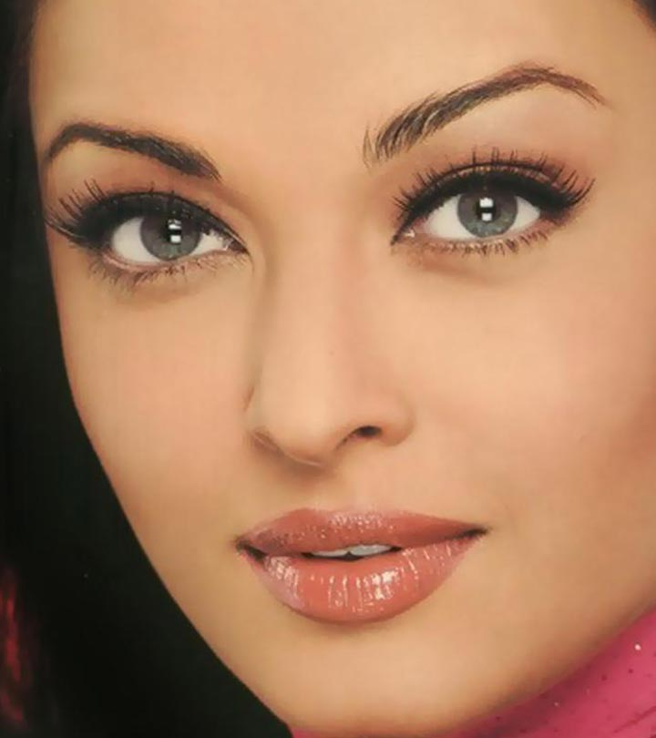 Aishwarya Rai Eye Makeup Step By Step Tutorial With Images