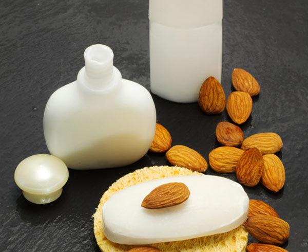 Almond Meal Scrub