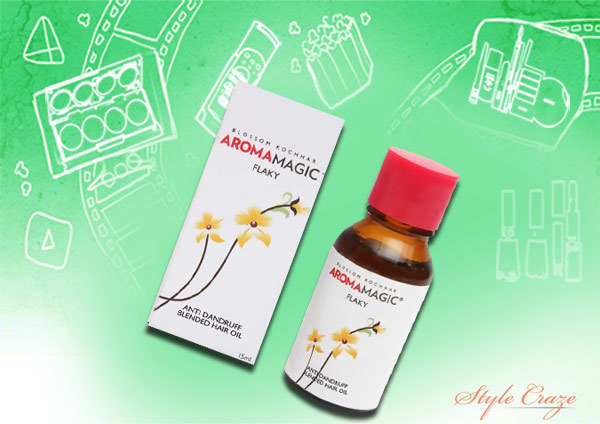 Aroma Magic Anti Dandruff Hair Oil