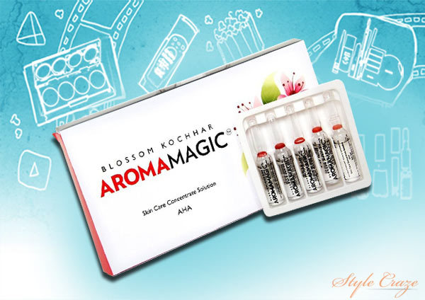 aroma magic revitalizing serum