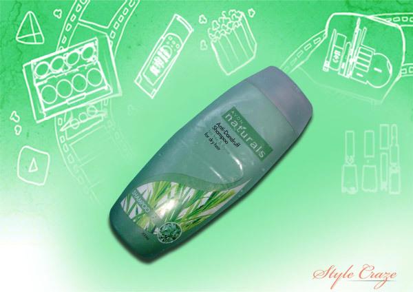 avon natural tea tree and thyme anti dandruff shampoo