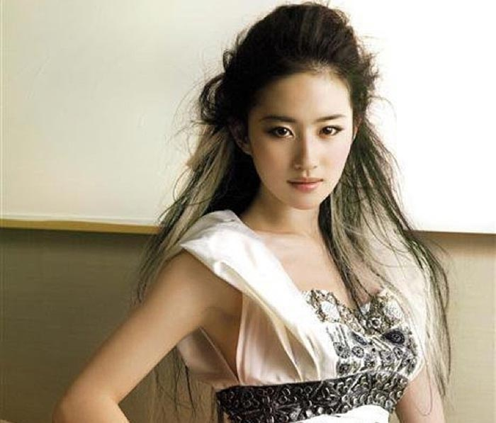 Liu Yifei - Beautiful Chinese Women No. 20