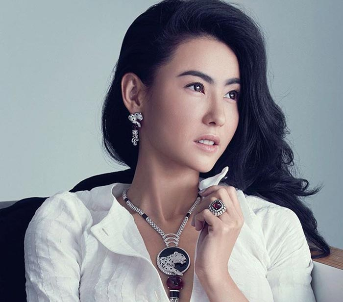 Cecilia Cheung - Beautiful Chinese Women No. 25