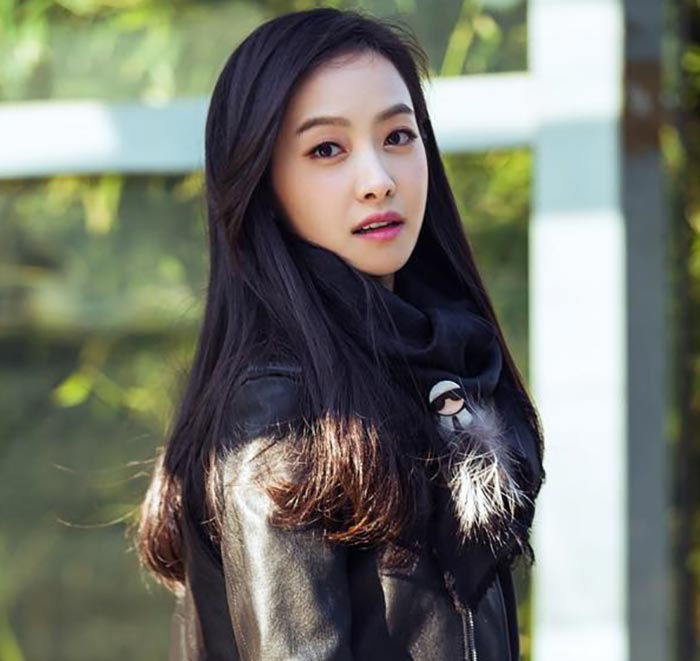 Victoria Song - Beautiful Chinese Women No. 4