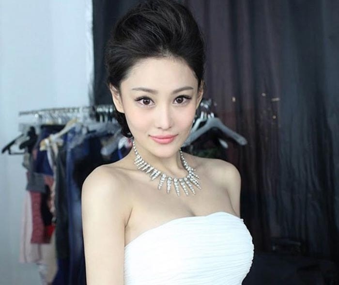 Zhang Xinyu - Beautiful Chinese Women No. 7