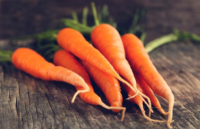 Carrots For Hair Growth - Benefits Of Carrots For Hair