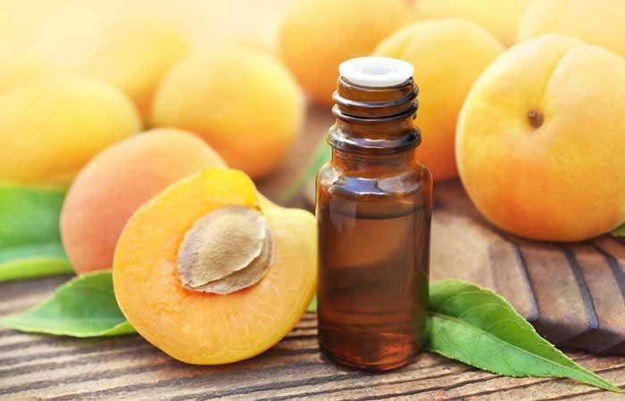 Bitter Apricot Oil