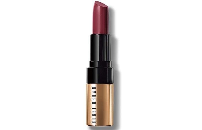 Bobbi Brown Luxe Matte Lip Color in Crimson