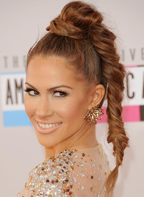 Swell 50 Braided Hairstyles That Are Perfect For Prom Short Hairstyles Gunalazisus