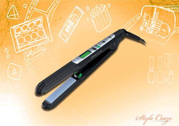 Braun ES2 Hair Straightener