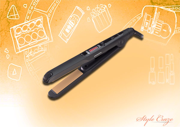 Braun ESS Hair Straightener