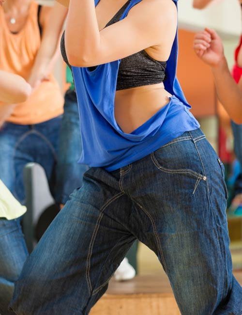 Zumba For Weight Loss - Can Zumba Help Shed Belly Fat
