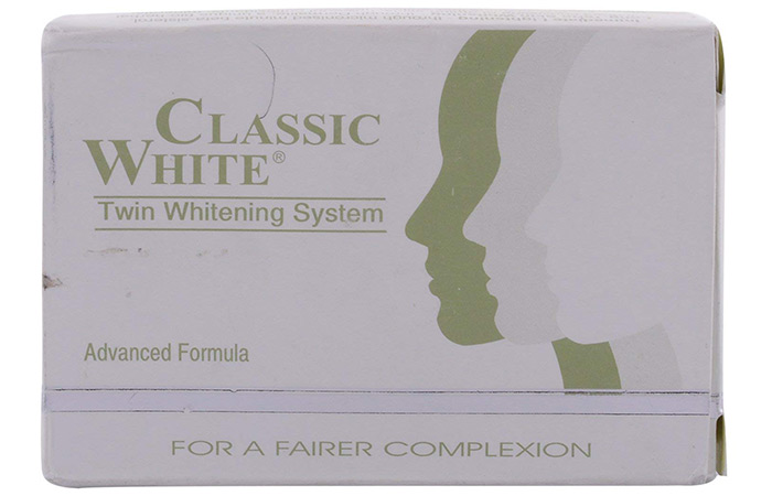 Classic White Twin Whitening System