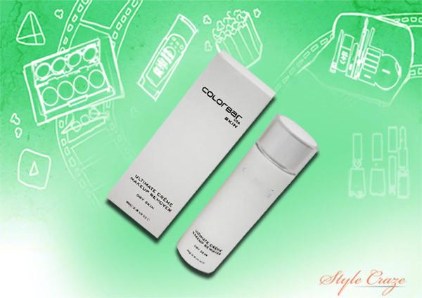 colorbar dry skin ultimatea makeup remover