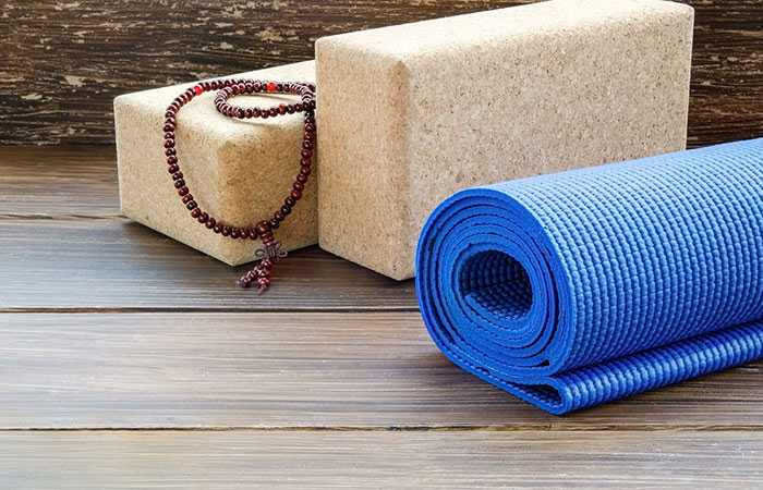 Cork Yoga Blocks