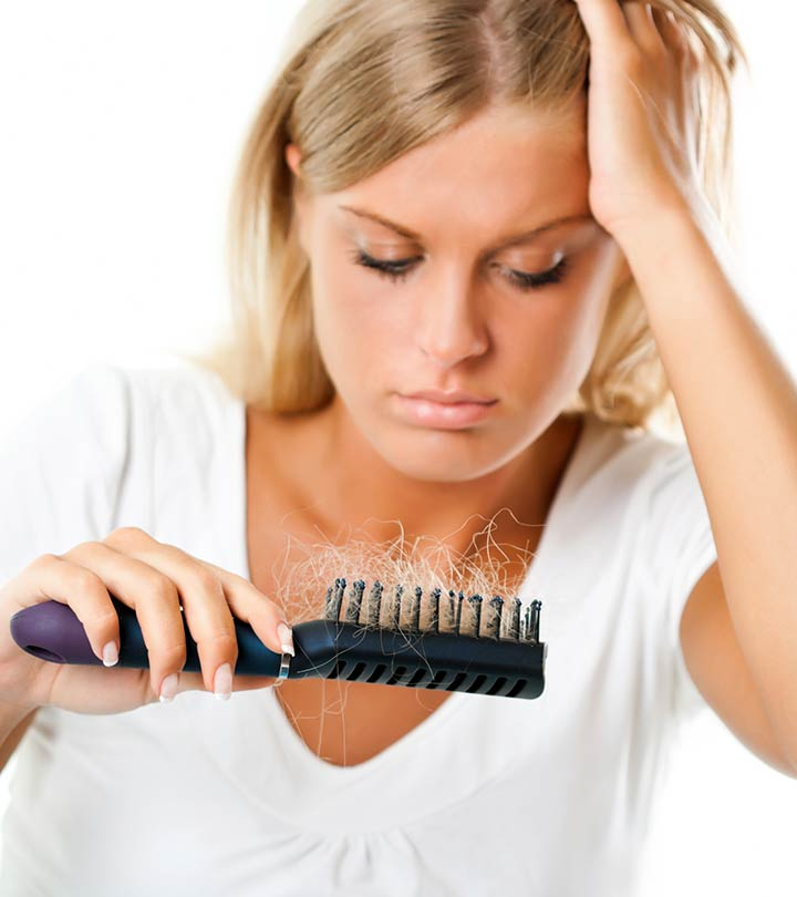 Does Lack Of Sleep Result In Hair Loss