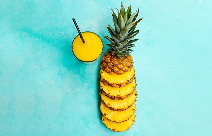 Easy Pineapple Juice Recipe