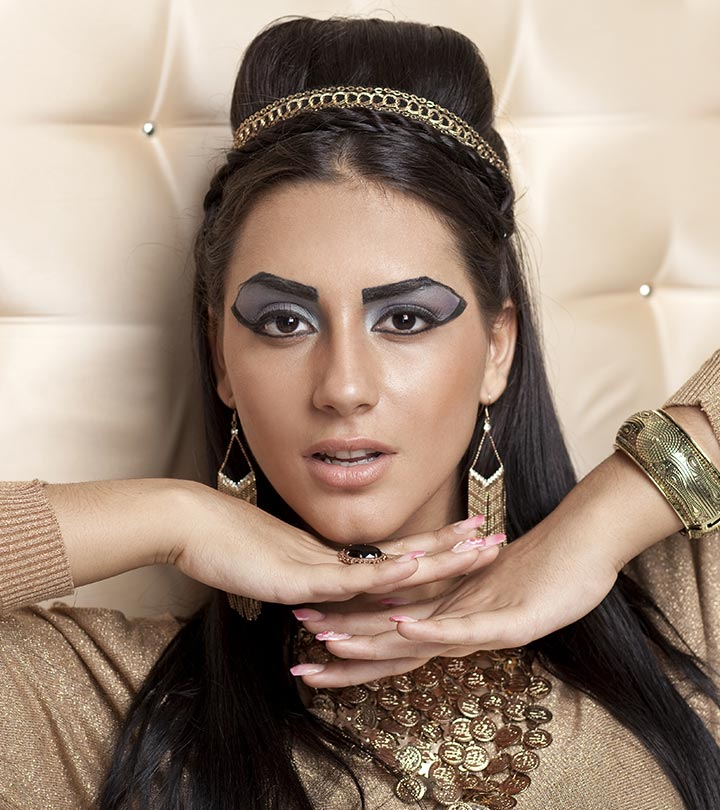Egyptian Makeup, Beauty And Fitness Secrets Revealed