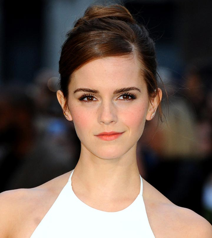 Emma Watson's Makeup, Beauty And Fitness Secrets Revealed