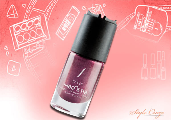 Faces Magnetix Nail Color