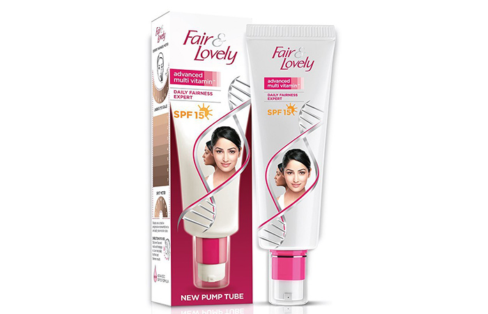 Fair And Lovely Advanced Multi Vitamin Daily Fairness Expert SPF 15