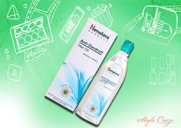 Himalaya Anti Dandruff Hair Oil