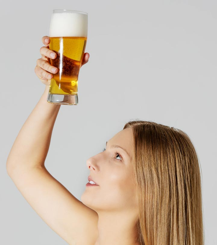 How To Use Beer For Hair Growth?