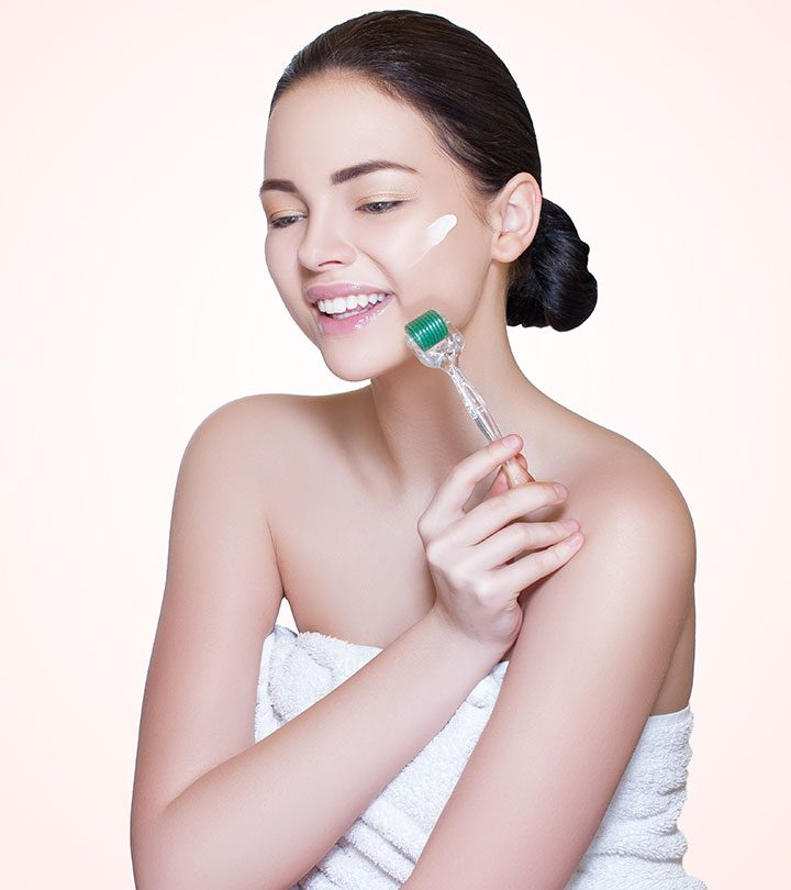 How To Use Dermaroller For Acne Scars?